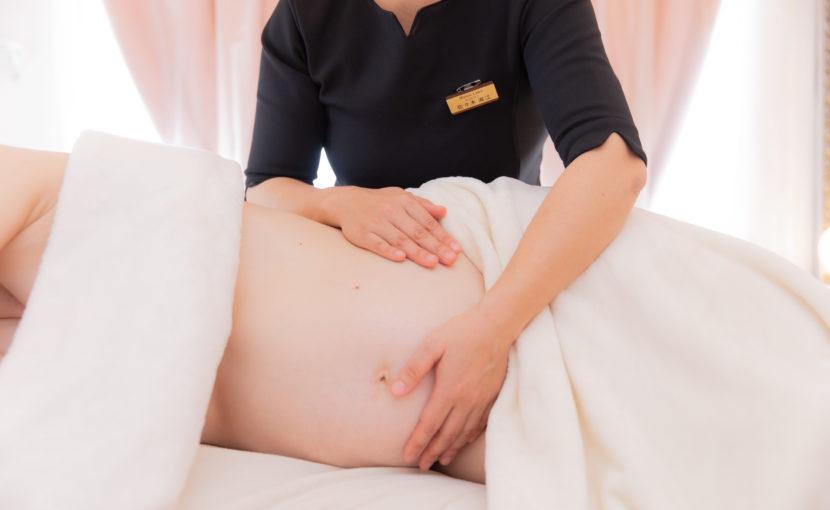マタニティマッサージ 妊婦マッサージ お腹の張り 骨盤調整 茨城県水戸市